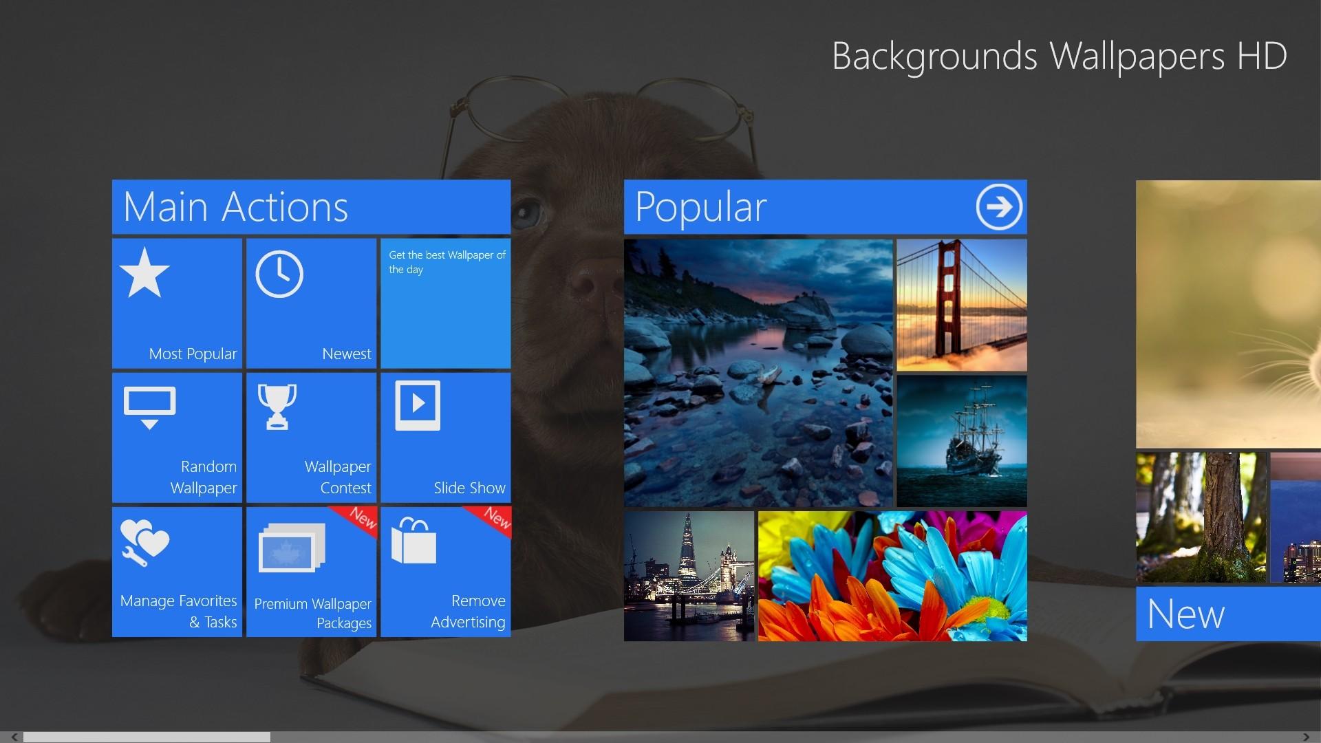 Desktop Background: Background Wallpaper Hd App