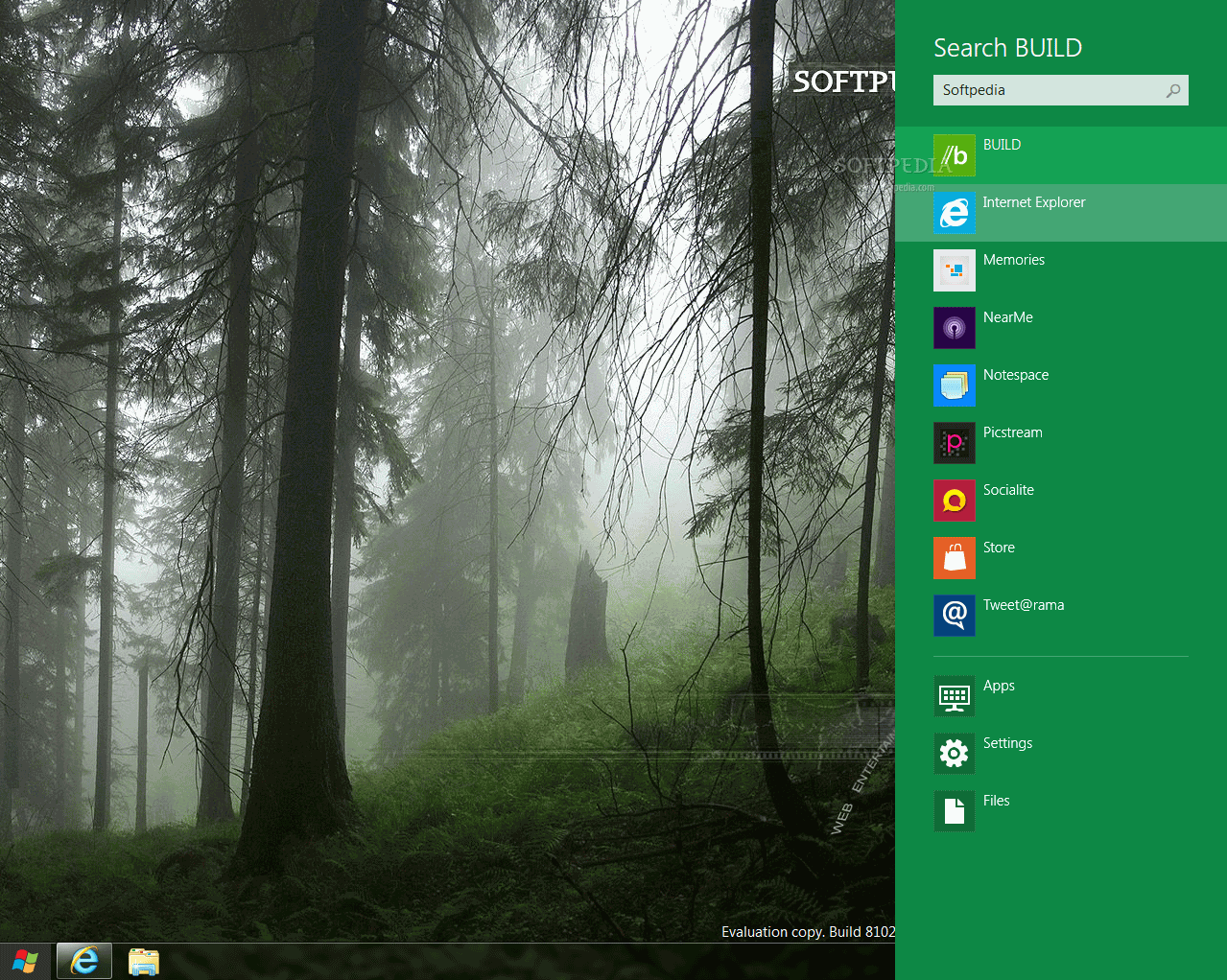 Windows 8 with no desktop mode on arm tablets softpedia for Windows 8 architecture