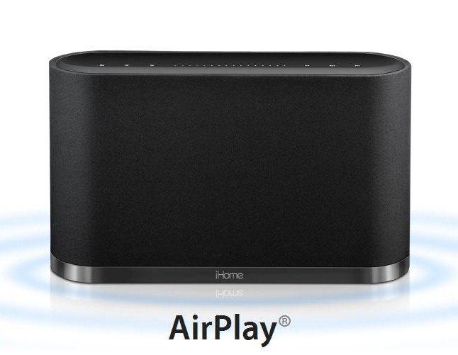 ihome iw1 speaker is ready for apple 39 s airplay wireless tech softpedia. Black Bedroom Furniture Sets. Home Design Ideas
