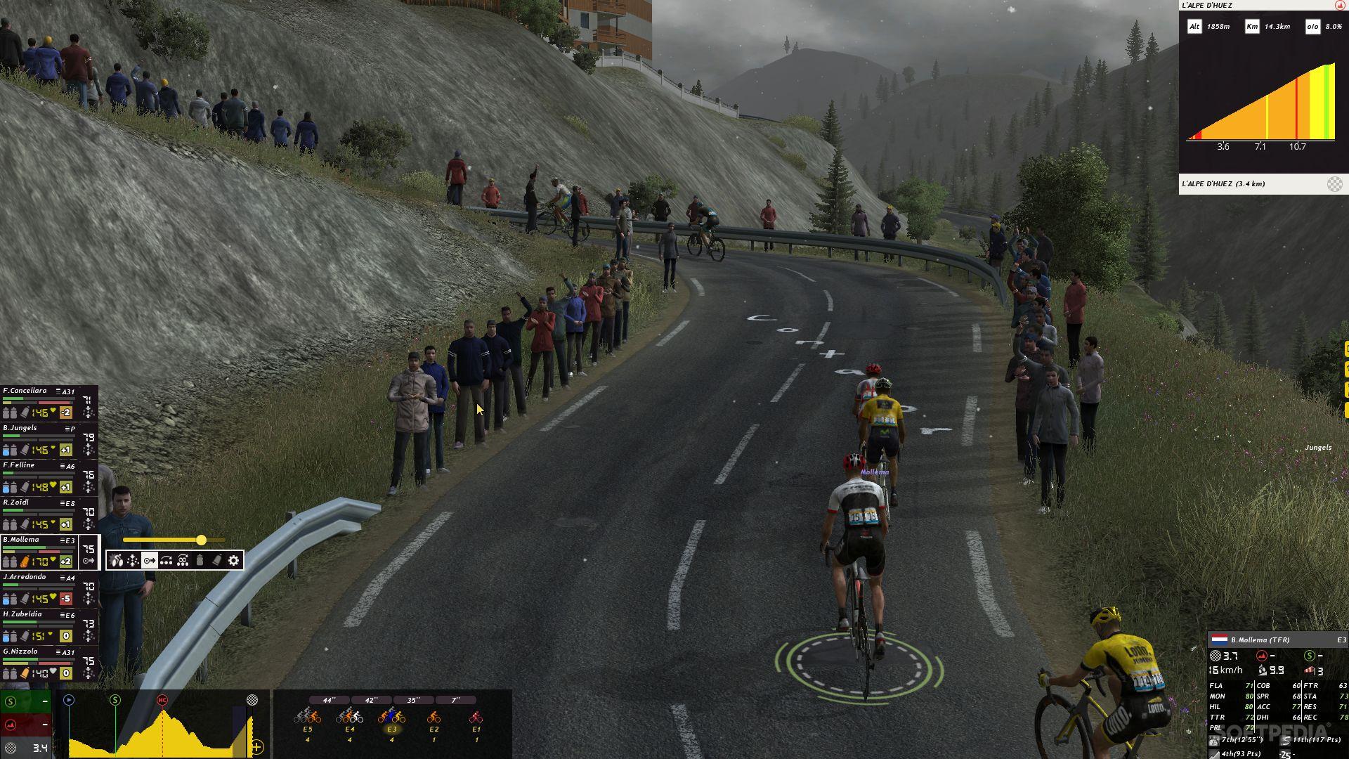 PCM 2015 Tour de Franc...