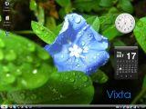 Vixta.org Blue