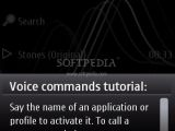 Voice commands