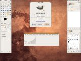 Ubuntu Jaunty alpha 5 screenshot