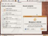 Ubuntu 9.04 Alpha 6 screenshots