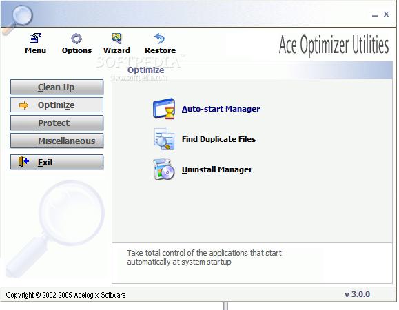 Ace Utilities 5.0.0 Рус