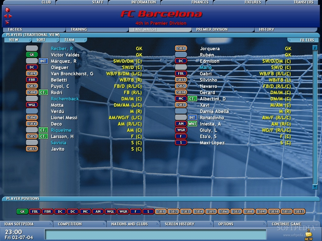 Download championship manager 4 (windows) my abandonware.