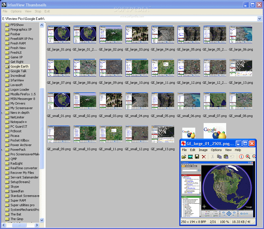 IrfanView Is A Nice Free Alternative to Image Viewing