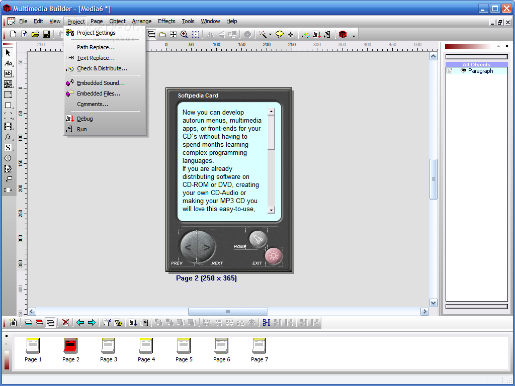multimedia builder 4.9.7