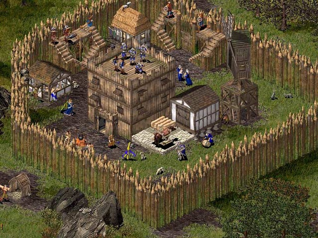 stronghold 3 cheats pc