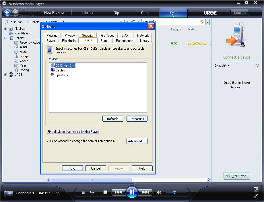 Windows Media Player 11 review