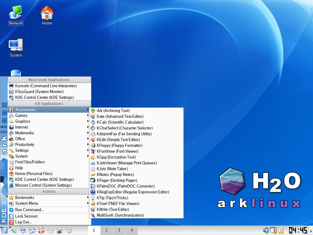 Ark Linux & Ark Linux Live 200...