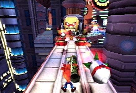 [PSP] Crash Bandicoot 3 Warped (ESPAÑOL) (FS) (PSX-PSP) Crash3ps1_001-large