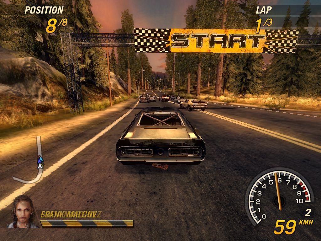 Flatout 2 download free gog pc games.