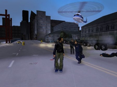 gta 3. Gta 3 Ultimate - QwickStep