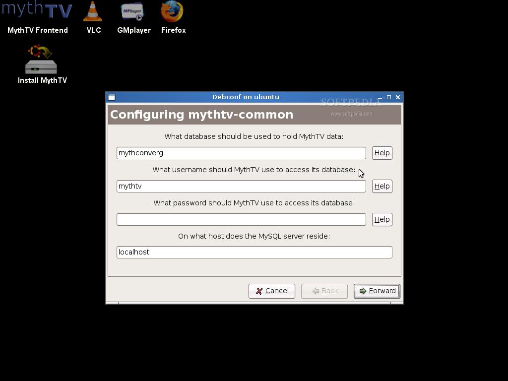 Mythbuntu: MythTV + Ubuntu + Openbox
