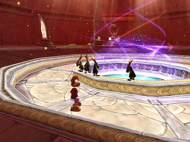 Screens Zimmer 1 angezeig: Rayman 3 Hoodlum Havoc PC