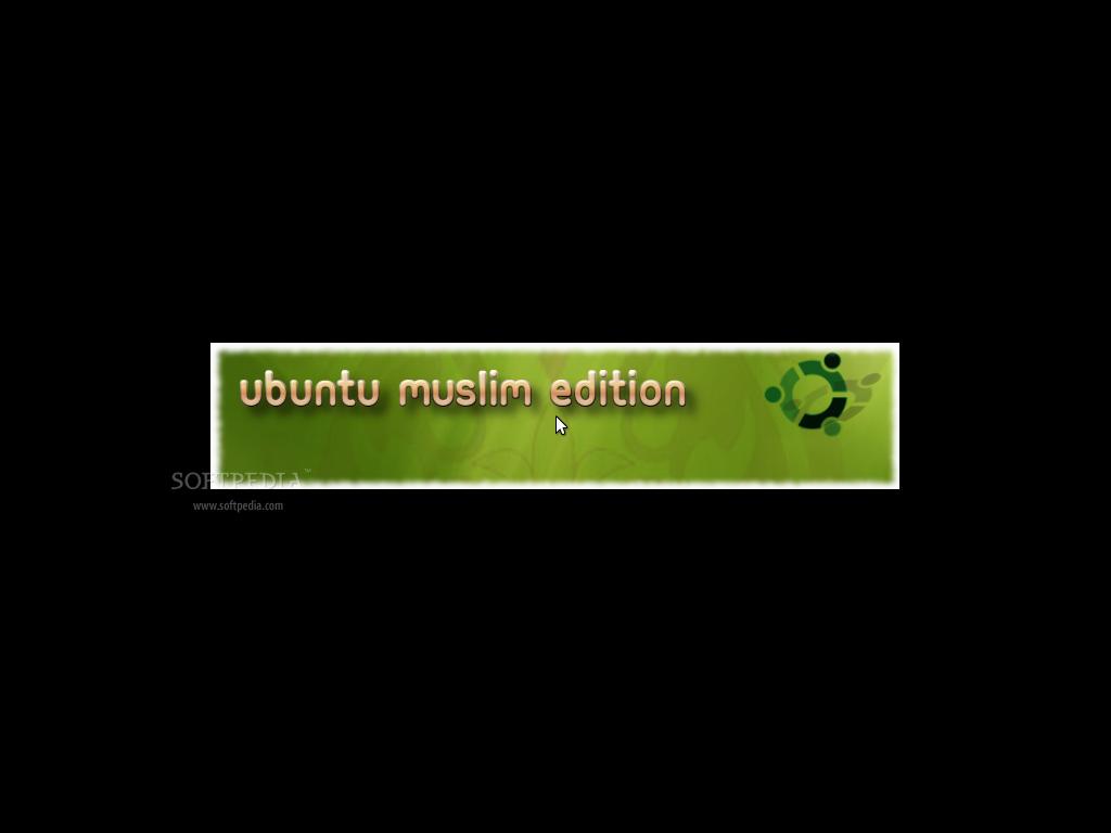 first look ubuntu muslim edition